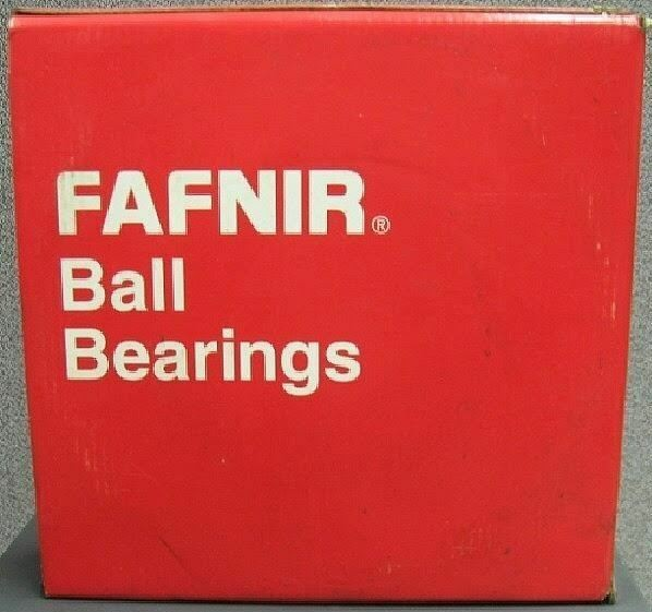 FAFNIR 211WDG Single Row Ball Bearing