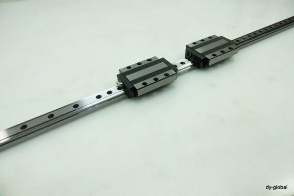 THK NNB NRS25XLA2SSC1E+950LE 1R2B LM Guide Linear Bearing replace LMG-I-305=1O11