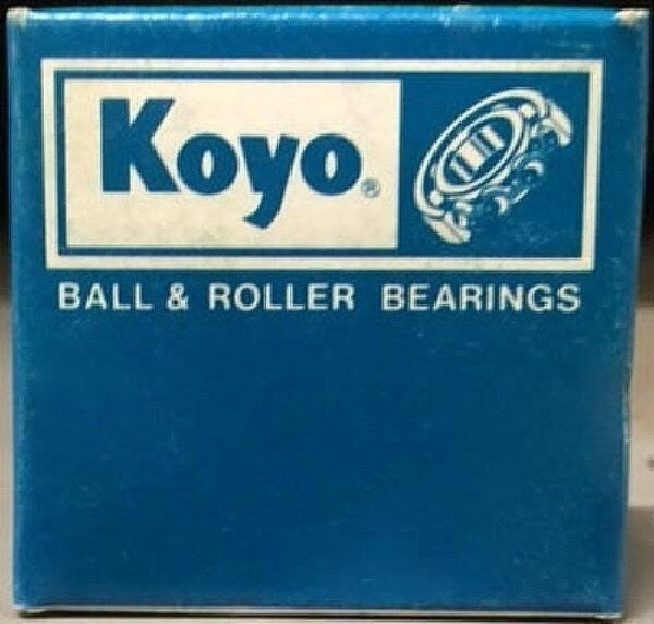 KOYO 608ZZ SINGLE ROW BALL BEARING