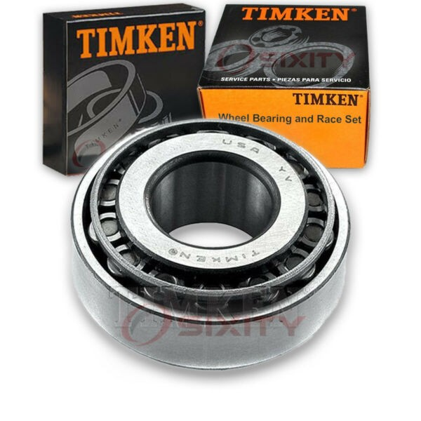Timken Front Outer Wheel Bearing & Race Set for 1968-1974 GMC C15/C1500 jl