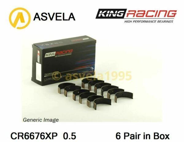 Performance ConRod BigEnd Bearing set +0.5mm for NISSAN,INFINITI,MAXIMA III,J30