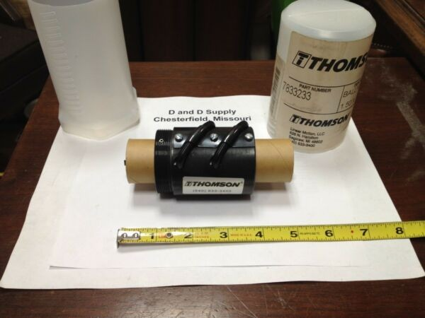 Thomson 7833233, Precision Ball Nut, 1.50
