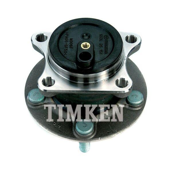 Wheel Bearing and Hub Assembly Rear Timken HA590336 fits 09-13 Mazda 6