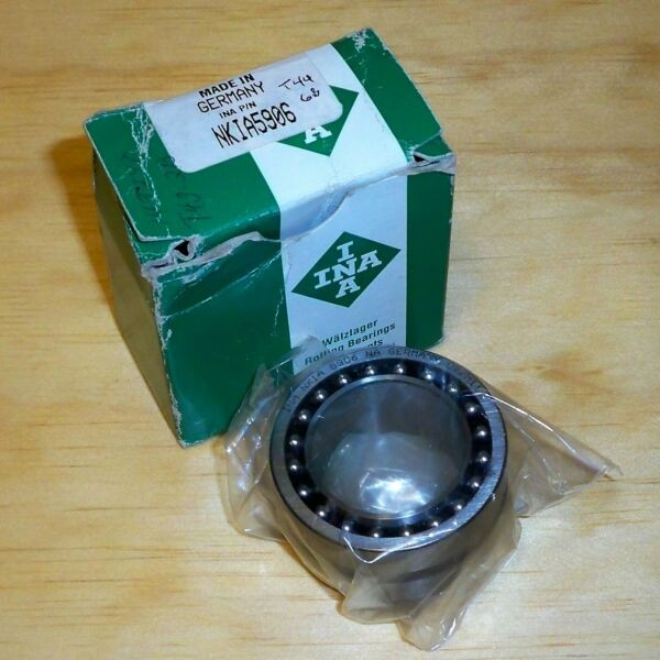 INA Needle Roller / Angular Contact Ball Bearing NKIA5906 (NKIA 5906 NA)