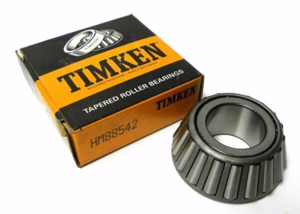 NEW TIMKEN HM88542 TAPERED BEARING CONE 1.2500