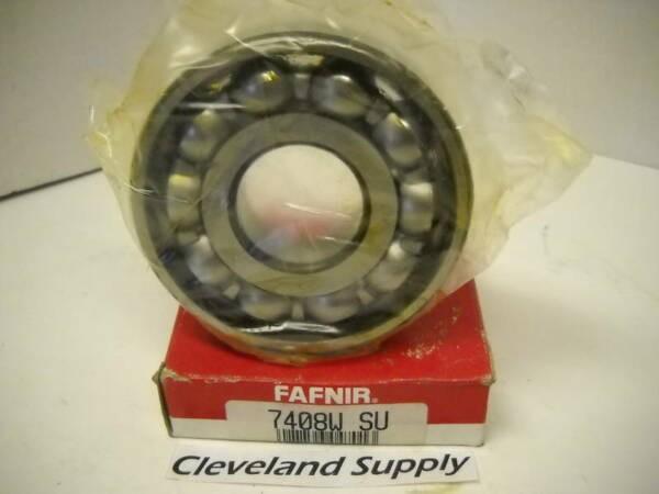 FAFNIR MODEL 7408W SU BALL BEARING NEW CONDITION IN BOX