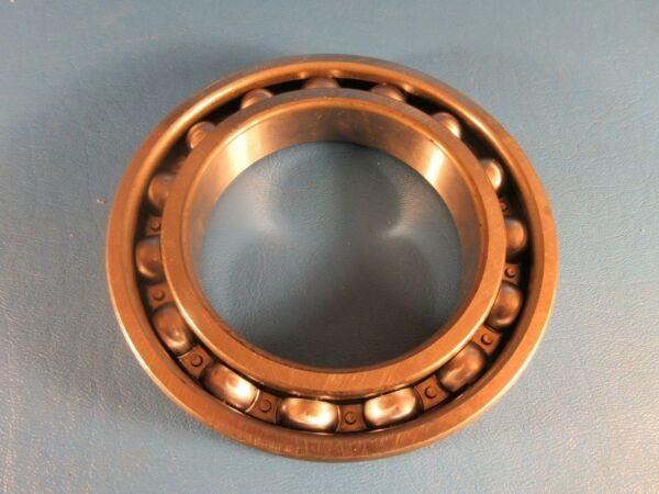 Koyo 6017ZX Single Row Deep Groove Ball Bearing, 130mm OD x 85mm ID x 22mm Width
