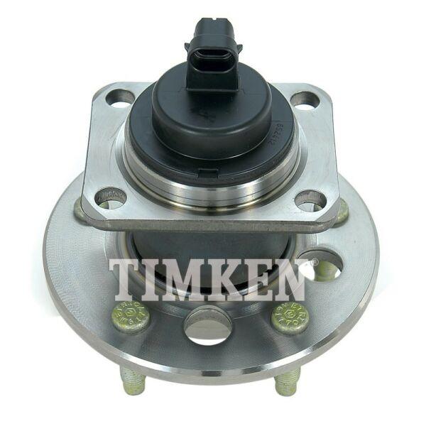 Wheel Bearing and Hub Assembly-Axle Bearing and Hub Assembly Rear Timken 512152