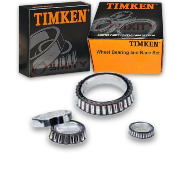Timken Front Wheel Bearing & Race Set for 1995-2004 Toyota Tacoma Left Right to