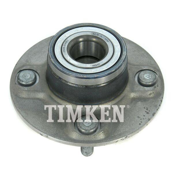 Wheel Bearing and Hub Assembly-Axle Bearing and Hub Assembly Rear Timken 512016