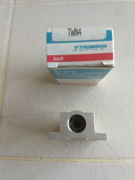 THOMSON SUPER BALL BUSHING TWN4 LINEAR BEARING
