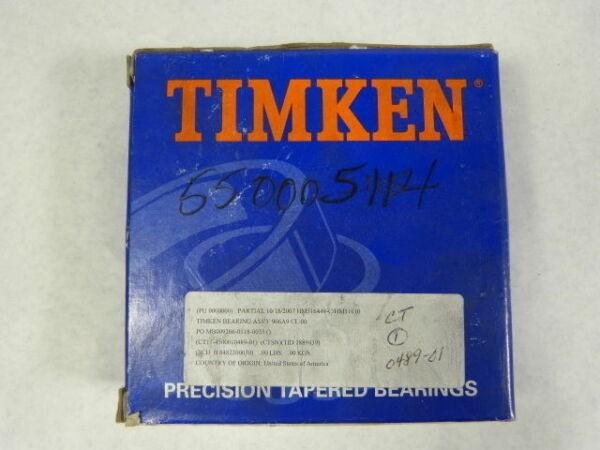 Timken HM516449C Tapered Roller Bearing   NEW
