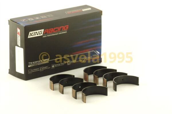 Racing Big End Con Rod Bearings CR4586XP 0.025 For MITSUBISHI 2.0 4B11T EVO10