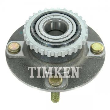 Wheel Bearing and Hub Assembly-Axle Bearing and Hub Assembly Rear Timken 512160