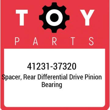 41231-37320 Toyota Spacer, rear differential drive pinion bearing 4123137320, Ne