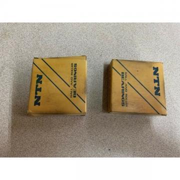 LOT OF 2 NEW IN BOX NTN BEARING 6206ZZC3