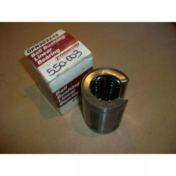 Thomson OPN203242 Ball Bushing Linear Bearing NEW IN BOX