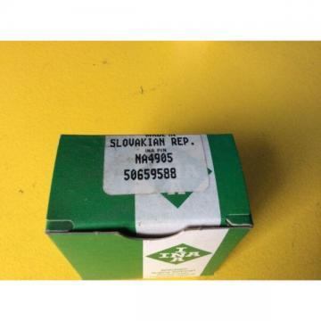 INA- bearings #NA4905,50659588, 30 day warranty, free shipping lower 48!