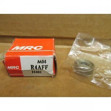 "NIB MRC R4AFF BEARING METAL SEALED R4 A FF R4FF 1/4x3/4x9/32"" JAPAN"