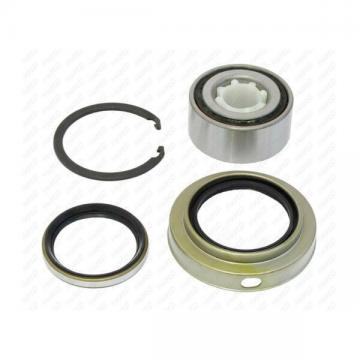 MAPCO Wheel Bearing Kit Front Axle Both Sides TOYOTA STARLET