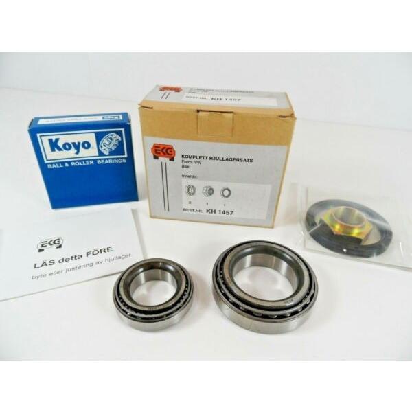 KOYO-TIMKEN Wheel Bearing FRONT for VW LT 28 31 35 40 45 (292 294 296) (291 293) #1 image