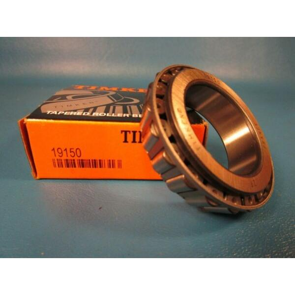 Timken 19150 Tapered Roller Bearing Single Cone (NSK,FAG, NTN,SKF, Fafnir, KOYO) #2 image